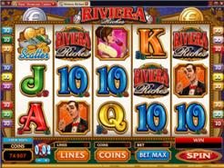 Play Riviera Riches Slots now!